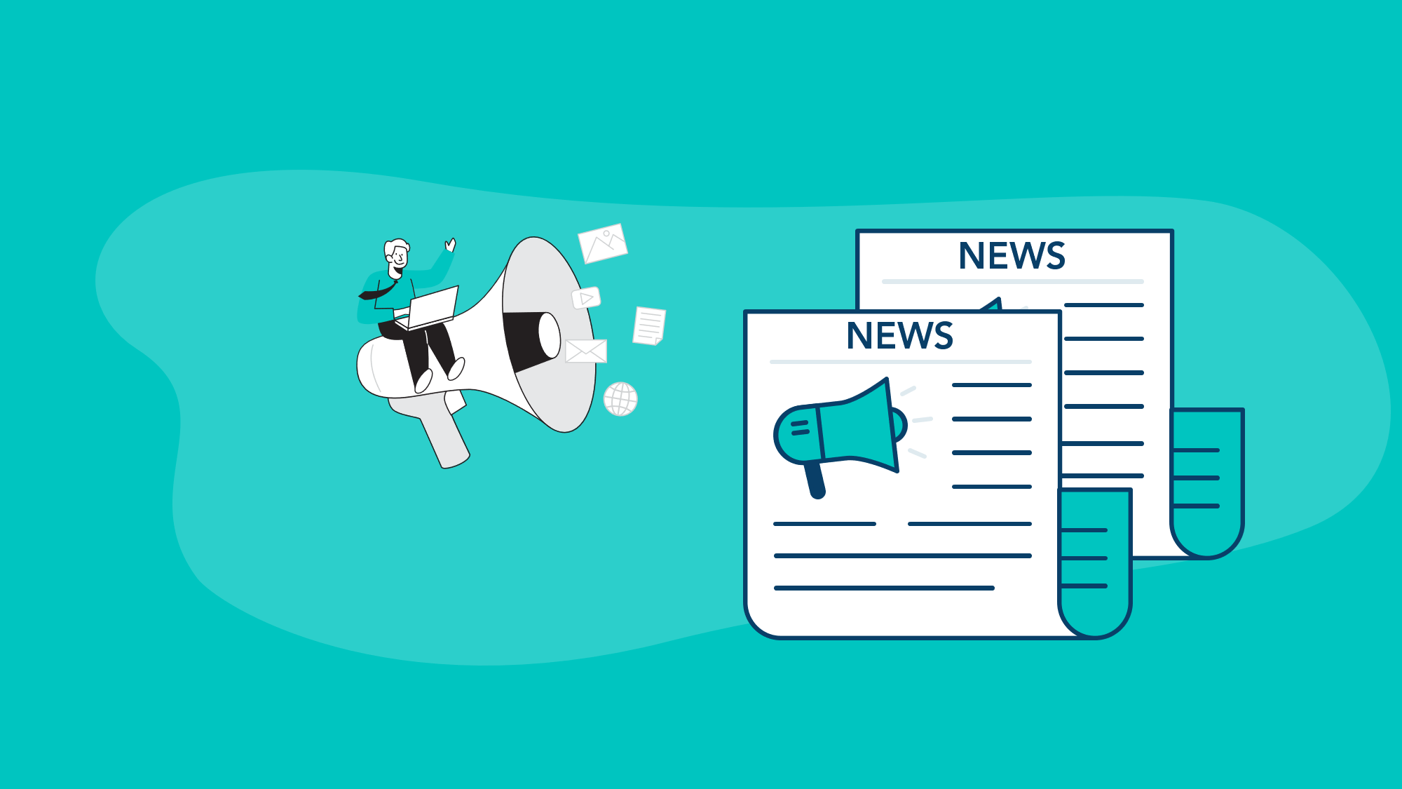Creare una newsletter di mail marketing