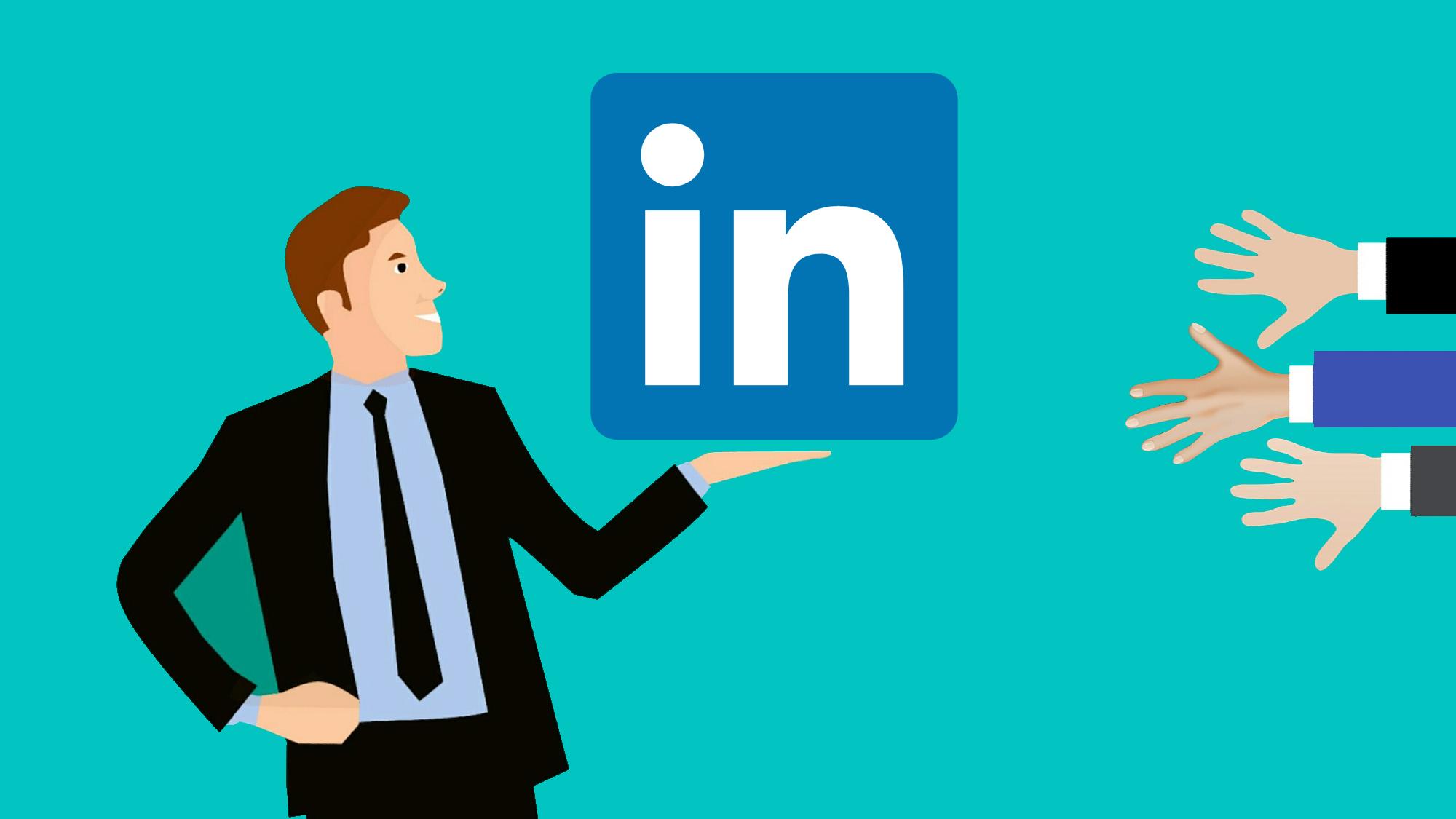 LinkedIn Slider